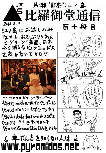 Vol.110のピラ通