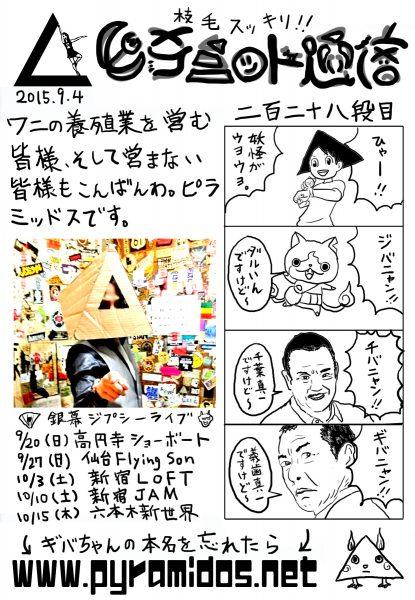 Vol.228のピラ通