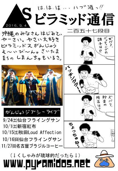 Vol.257のピラ通
